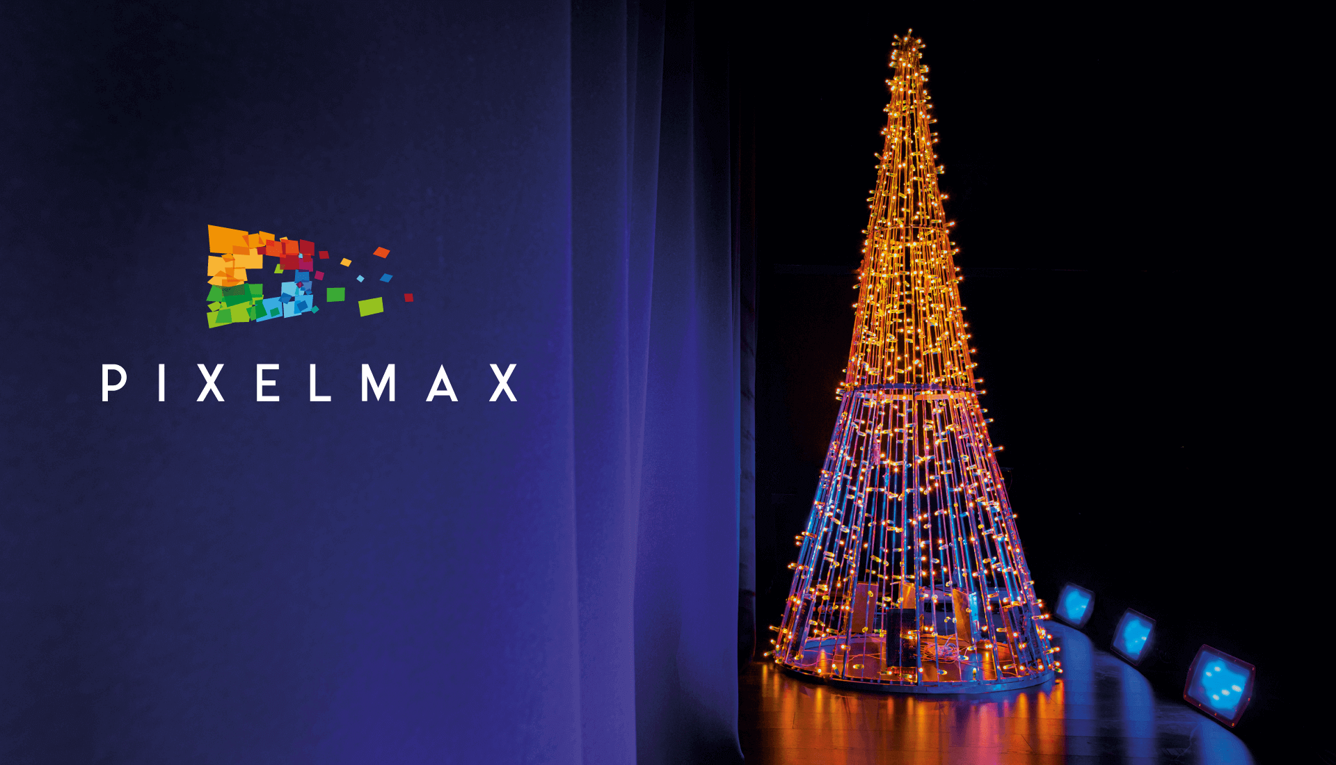 PIXELMAX – Control Pixel a Pixel