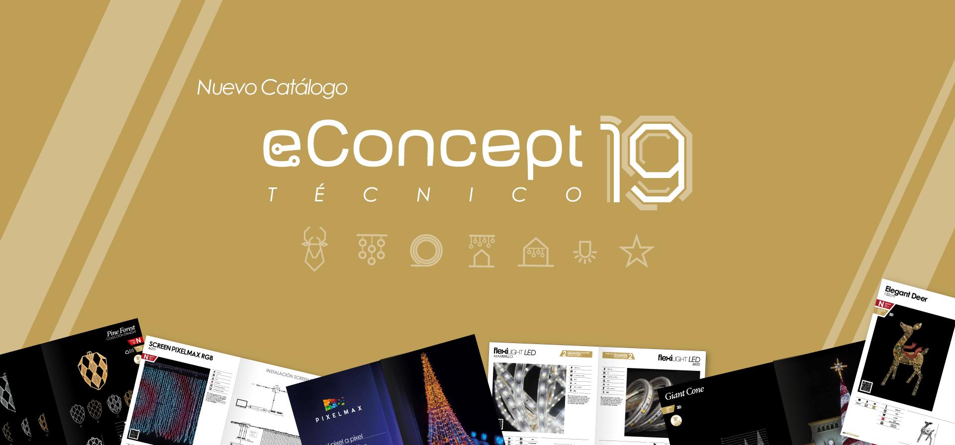 Nuevo catálogo Prilux eConcept Técnico