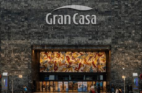 Fachada Centro Comercial Gran Casa